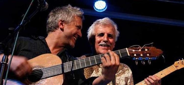 Martín Buscaglia y Kiko Veneno  actuaron en Málaga