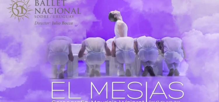 Ballet Nacional del Sodre presenta